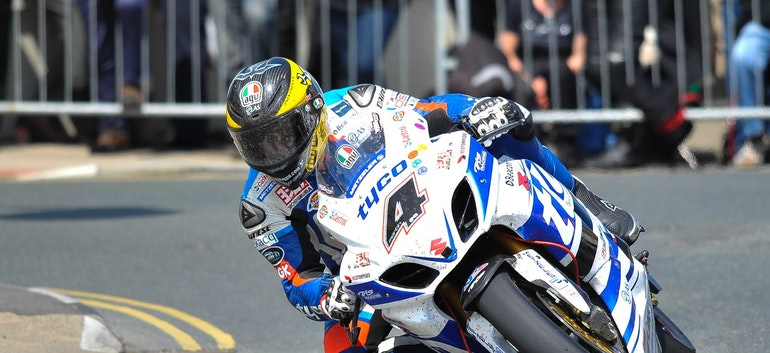 most common sports injuries - motorcycle racing